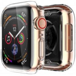 Heltäckande Ultratunn TPU Skal Apple Watch 40mm Liquid® Transparent