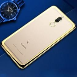 Huawei Mate 10 Lite Stötdämpande Gummiskal Svart