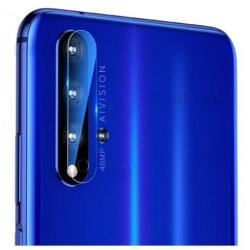 Huawei Nova 5T Härdat Glas Kamera Skydd 9H Transparent