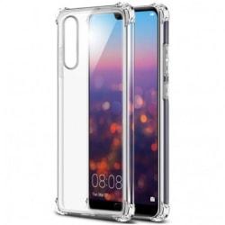 Huawei P20 Pro Stötdämpande Silikon Skal Shockr® Transparent