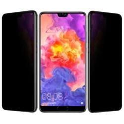 Huawei P30 Privacy Härdat glas 0.26mm 2.5D 9H Transparent