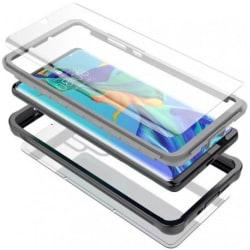 Huawei P30 Pro Heltäckande Premium 3D Skal ThreeSixty® Transparent