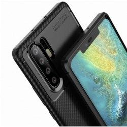Huawei P30 Pro Stöttåligt Skal FullCarbon® V4 Svart