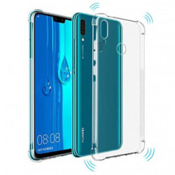 Huawei Y6s Stötdämpande Silikon Skal Shockr® Transparent