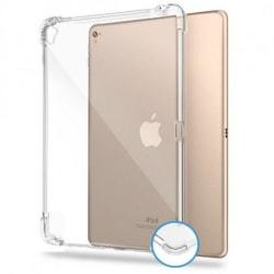 iPad 9.7 2017/2018, Air, Air 2 Stötdämpande Premium TPU-Skal Sho Transparent