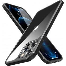 iPhone 12 Mini Stöttåligt MagSafe-Kompatibelt Skal Bulwark Transparent
