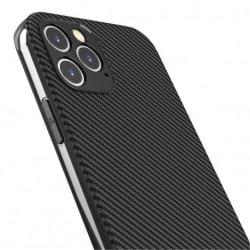 iPhone 12 Pro Max Stöttåligt Skal FullCarbon® V2 Svart