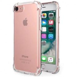 iPhone 6/6S Stötdämpande Silikon Skal Shockr® Transparent