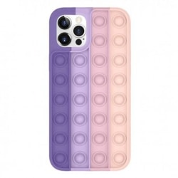 iPhone 7/8/SE (2020) Skyddande Skal Fidget Toy Pop-It multifärg