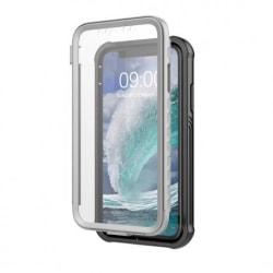 iPhone XR Heltäckande Premium 3D Skal ThreeSixty® Transparent