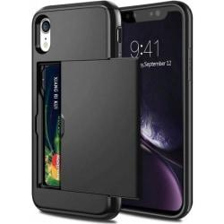 Stötsäker fodral för iPhone XR-kort CardWise® Svart