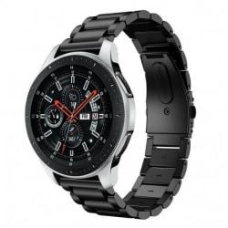 Metallarmband Samsung Galaxy Watch 46mm LTE Svart Svart