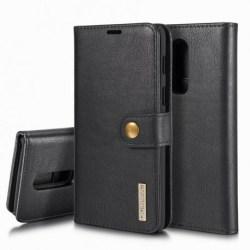 Mobilplånbok Magnetisk DG Ming Oneplus 6 Svart