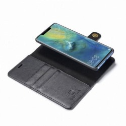 Mobilplånbok Magnetisk DG Ming Samsung Mate 20 Pro Black