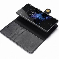 Mobilplånbok Magnetisk DG Ming Xperia XZ2 Black