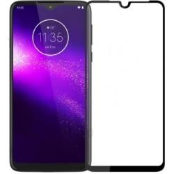 Motorola One Macro FullFrame® 0.26mm 9H Härdat Glas Transparent
