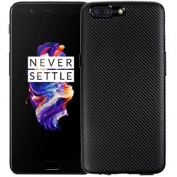 OnePlus 5 Stöttåligt Skal FullCarbon® V2 Svart