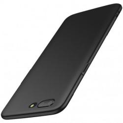 OnePlus 5 Ultratunn Gummibelagd Mattsvart Skal Basic® V2 Svart
