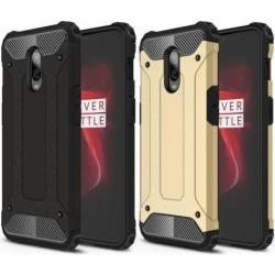 OnePlus 6T Stöttåligt Skal SlimArmor® Svart