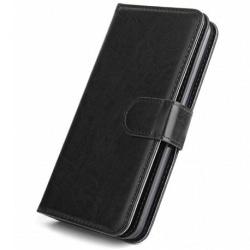 OnePlus 7 Praktisk Plånboksfodral med 10-Fack Array® Black