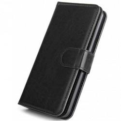 OnePlus 7 Pro Praktisk Plånboksfodral med 10-Fack Array® Svart