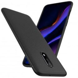 OnePlus 7 Stöttåligt Skal FullCarbon® V3 Black
