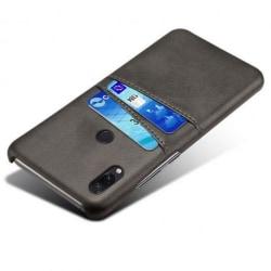 Redmi Note 7 Stötdämpande Korthållare Retro® V2