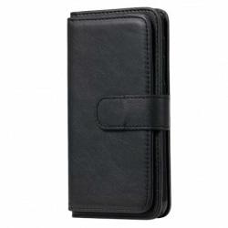 Samsung A10 Plånboksfodral med 11-Fack Array® V2 Svart