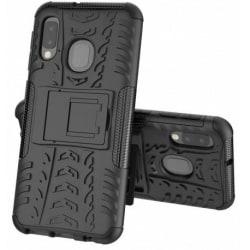 Samsung A20e Stöttåligt Skal med Stöd Active® (SM-A202F) Black