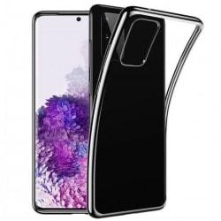 Samsung A51 Stötdämpande Gummiskal Svart