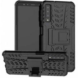 Samsung A7 2018 Stöttåligt Skal med Stöd Active® (SM-A750FN/DS) Svart