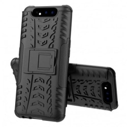 Samsung A80 Stöttåligt Skal med Stöd Active® Svart