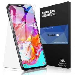 Samsung Galaxy A70 Härdat glas 0.26mm 2.5D 9H (SM-705F) Transparent