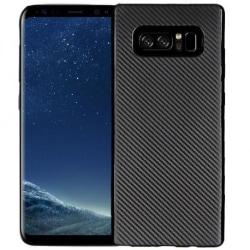 Samsung Galaxy S10 Stöttåligt Skal FullCarbon® V2 Svart