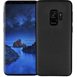 Samsung Galaxy S9 Stöttåligt Skal FullCarbon® V2 Svart