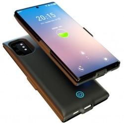 Samsung Note 10 Batteriskal 7000mAh Titan® Svart
