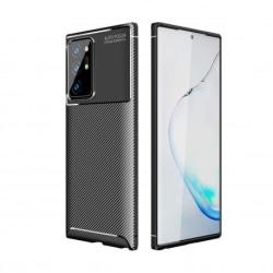 Samsung Note 20 Ultra Stöttåligt Slimmat Skal FullCarbon® V4 Black