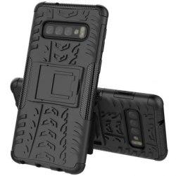 Samsung S10 Stöttåligt Skal med Stöd Active® (SM-G973F) Svart