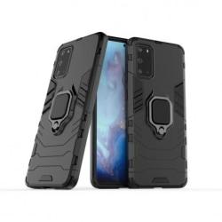 Samsung S20 Plus Stöttåligt Skal med Ringhållare ThinArmor® Svart
