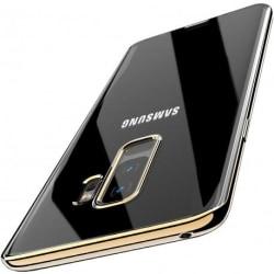 Samsung S9 Plus Stötdämpande Gummiskal Svart