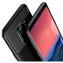 Samsung S9 Plus Stöttåligt Skal FullCarbon® V4 (SM-G965F/DS) Black