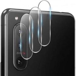 Sony Xperia 5 II Skärmskydd Kameralins Transparent