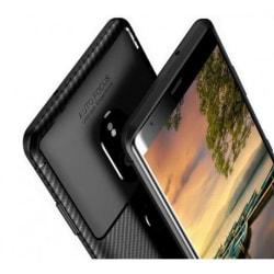 Sony Xperia XZ3 Stöttåligt Skal FullCarbon® V4 Svart