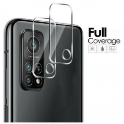 Xiaomi Mi 10T / 10T Pro Kamera Skydd Linskydd Flexibelt Glas Transparent