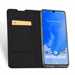 Xiaomi Mi Note 10 Flipfodral Smooth® Kortfack Black
