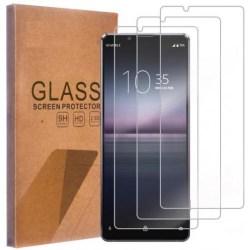 Xperia 1 II Härdat glas 0.26mm 2.5D 9H (XQ-AT51) Transparent