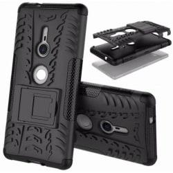 Xperia XZ3 Stöttåligt Skal med Stöd Active® Black