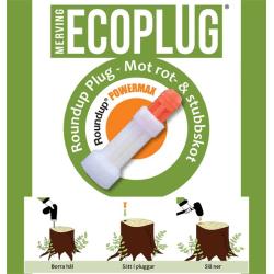 Ecoplugg, Max 25 pack Akryl