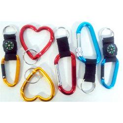 Hooks 6-pack, varav 2 st är utrustade med kompass multifärg