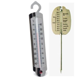 Stek och Kylskåpstermometer